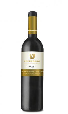 Teperberg (IL) - Vision Cabernet S. / Petite Sirah 2018 - 750 ml 13%