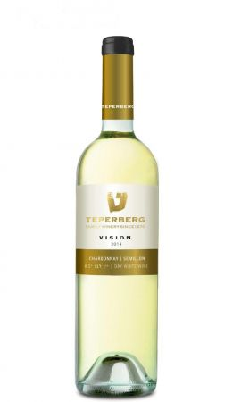 Teperberg (IL) - Vision Chardonnay / Semillon 2019 - 750 ml 11.5%