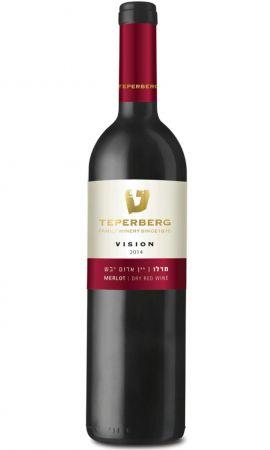 Teperberg (IL) - Vision Merlot 2019 - 750 ml 13%