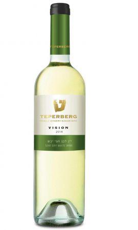 Teperberg (IL) - Vision Muscat/Viognier 2019 - 750 ml 13%